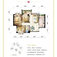 荣昌东方广场4#05单元 6#01单元 约103平米.png