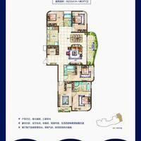 金都海尚国际6号楼户型H