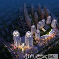 晋江宝龙城市广场夜景俯瞰图