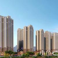 卓辉海港城江景效果图