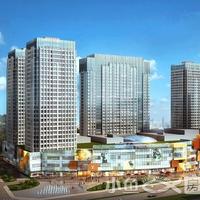 晋江宝龙城市广场透视效果图