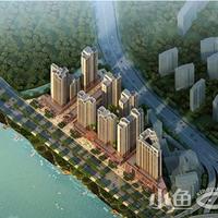 卓辉海港城俯瞰图