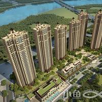 建发珑玥湾项目鸟瞰图