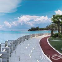海悦府 沿海景观效果图